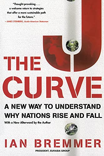 9780743274722: The J Curve: A New Way to Understand Why Nations Rise and Fall