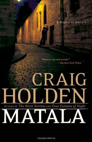 9780743275002: Matala: A Novel