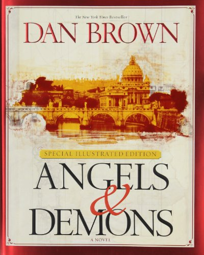 ANGELS AND DEMONS - SPECIAL ILLUSTRATED EDITION