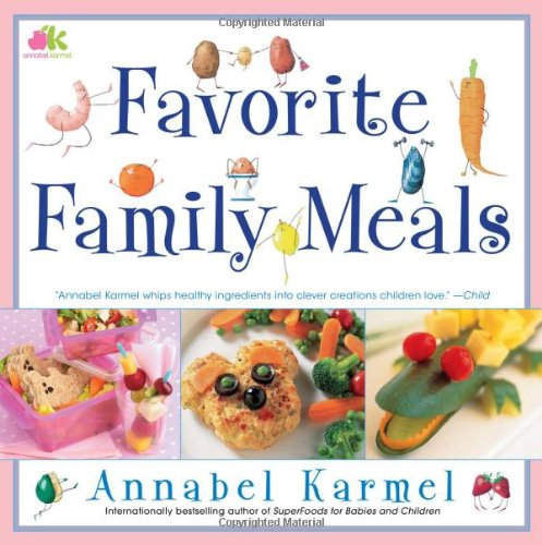 9780743275194: Favorite Family Meals