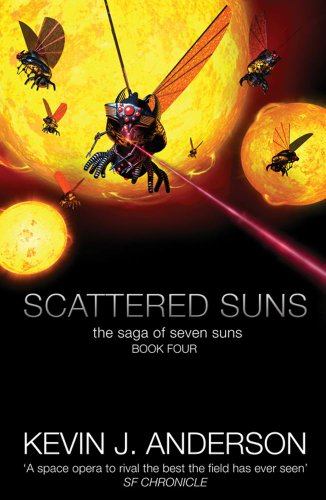 9780743275446: Scattered Suns (Saga of Seven Suns)