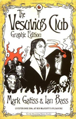 9780743276009: Vesuvius Club Graphic Novel (Lucifer Box 1)