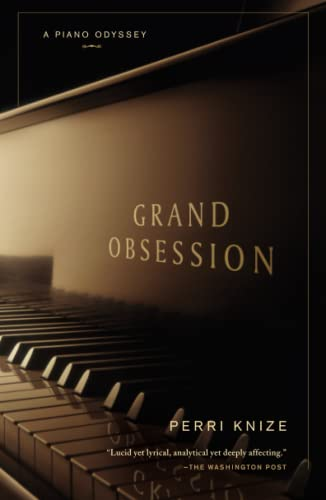 9780743276399: Grand Obsession: A Piano Odyssey