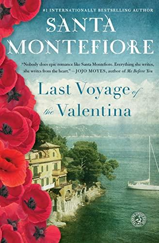 Last Voyage of the Valentina: Santa Montefiore