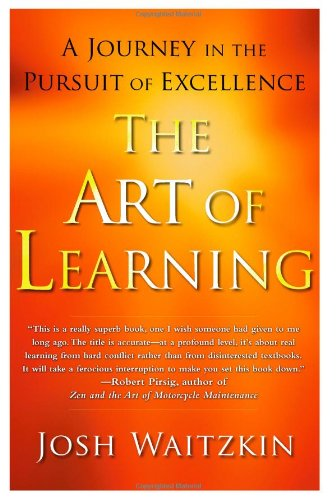 9780743277457: The Art of Learning: A Journey in the Pursuit of Excellence