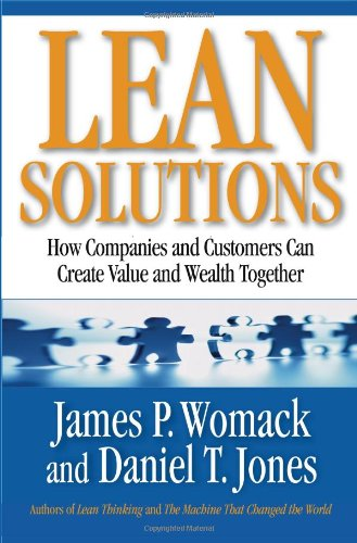 9780743277785: Lean Solutions: How Companies and Customers Can Create Value and Wealth Together