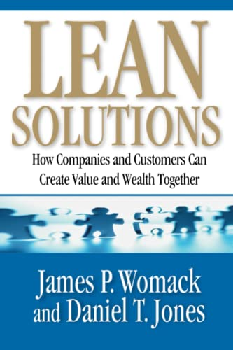 9780743277792: Lean Solutions: How Companies and Customers Can Create Value and Wealth Together