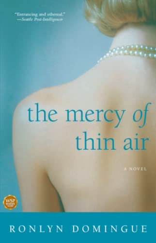 The Mercy of Thin Air: A Novel (0743278828) by Domingue, Ronlyn