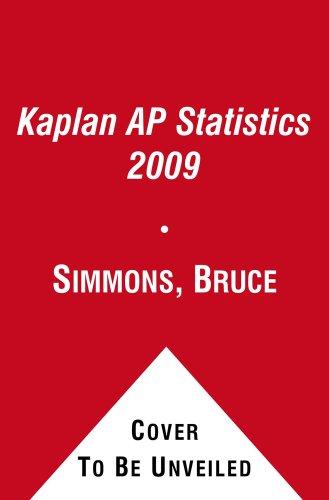 9780743279109: Kaplan AP Statistics 2009