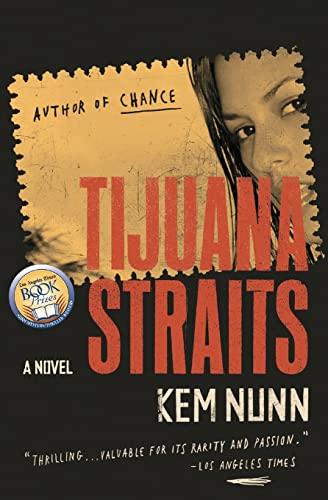 9780743279826: Tijuana Straits: A Novel