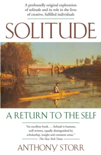 9780743280747: Solitude: A Return to the Self