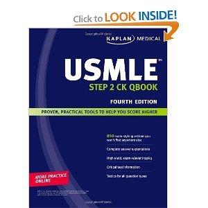 9780743283052: Kaplan USMLE Step 2 Ck Qbook - 4th edition