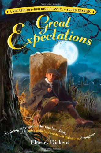 9780743283410: Great Expectations: A Kaplan Vocabulary-building Classic for Young Readers