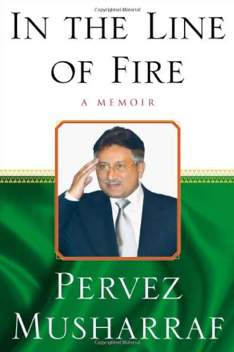 9780743283441: In the Line of Fire: A Memoir