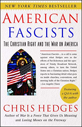 9780743284462: American Fascists: The Christian Right and the War on America