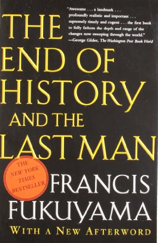 9780743284554: The End of the History and the Last Man