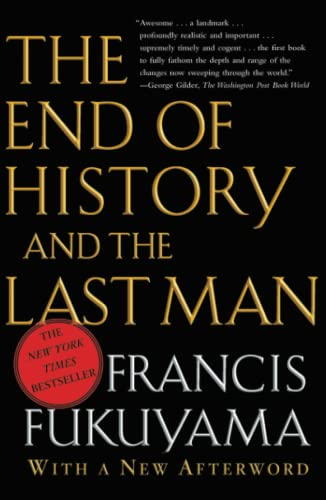 9780743284554: The End of History and the Last Man