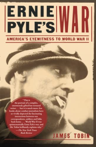 9780743284769: Ernie Pyle's War: America's Eyewitness to World War II