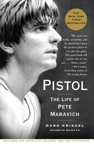 9780743284981: Pistol: The Life of Pete Maravich