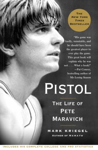 9780743284981: Pistol: The Life of Pete Maravich