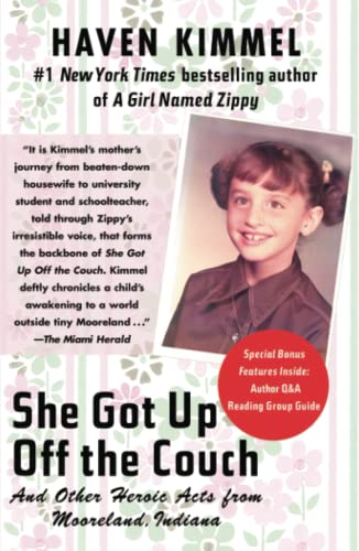 9780743285001: She Got Up Off the Couch: And Other Heroic Acts from Mooreland, Indiana