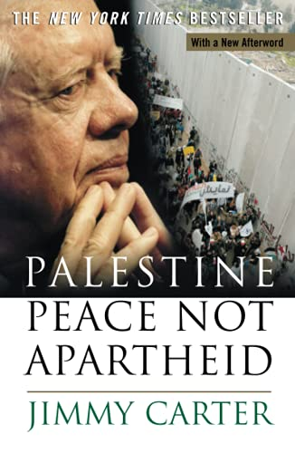 9780743285032: Palestine: Peace Not Apartheid
