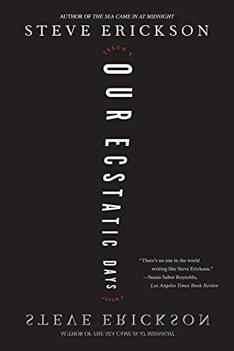 9780743285100: Our Ecstatic Days: A Novel