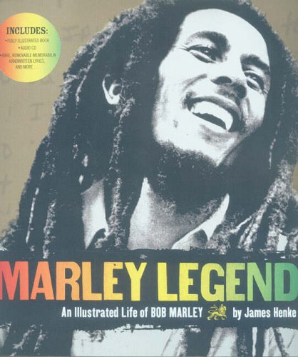 9780743285513: Marley Legend mit CD: An Illustrated Life of Bob Marley