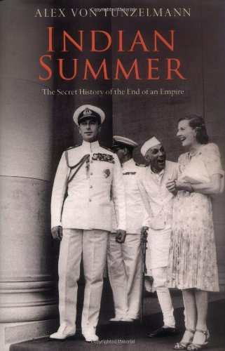 9780743285889: Indian Summer: The secret history of the end of an Empire