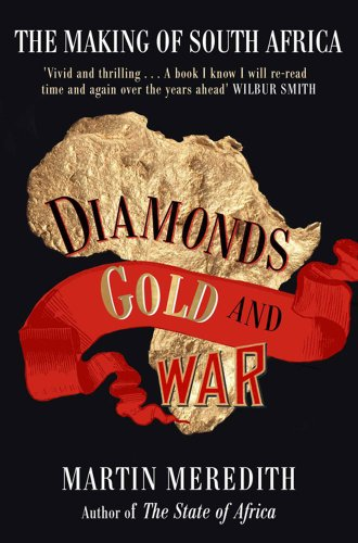 9780743286183: Diamonds, Gold and War: The Making of South Africa