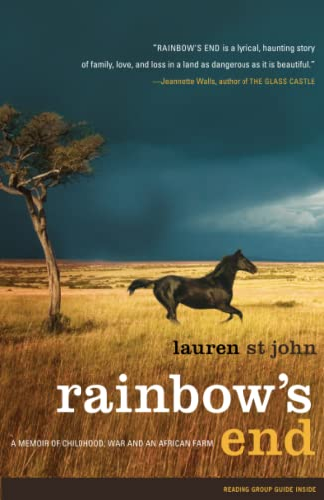 9780743286800: Rainbow's End: A Memoir of Childhood, War and an African Farm
