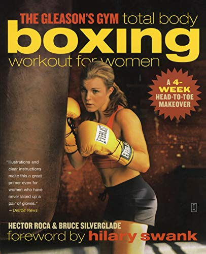 9780743286886: The Gleason's Gym Total Body Boxing Workout for Women: A 4-Week Head-to-Toe Makeover