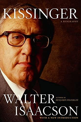 9780743286978: Kissinger: A Biography