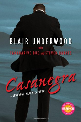 9780743287319: Casanegra: A Tennyson Hardwick Story