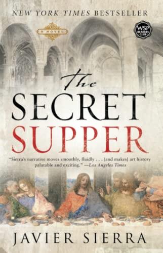 9780743287654: The Secret Supper: A Novel