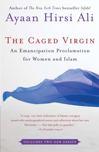 9780743288347: The Caged Virgin: An Emancipation Proclamation for Women and Islam