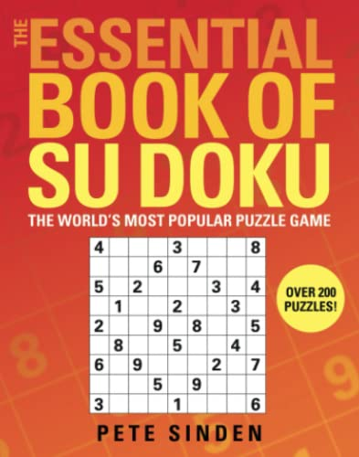 9780743289344: The Essential Book of Su Doku: The World's Most Popular Puzzle Game