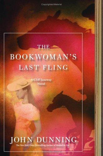 The Bookwoman's Last Fling: A Cliff Janeway: Dunning, John
