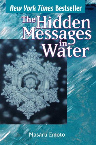 9780743289801: The Hidden Messages in Water