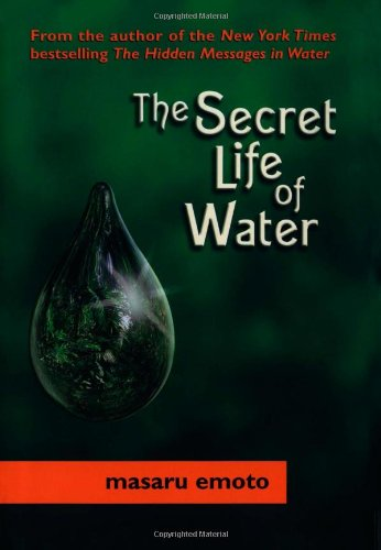 9780743289825: The Secret Life of Water