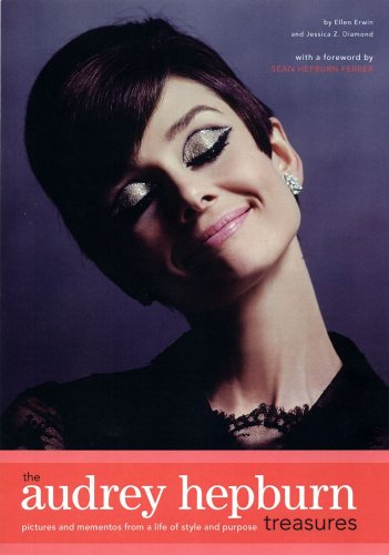 9780743289863: The Audrey Hepburn Treasures: Pictures and Mementos from a Life of Style and Purpose [With Mementos]
