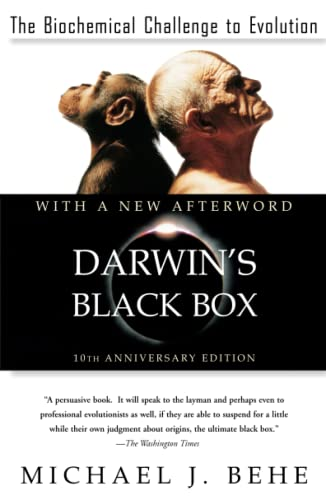 9780743290319: Darwin's Black Box: The Biochemical Challenge to Evolution