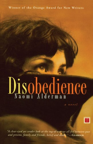 9780743291576: Disobedience: A Novel