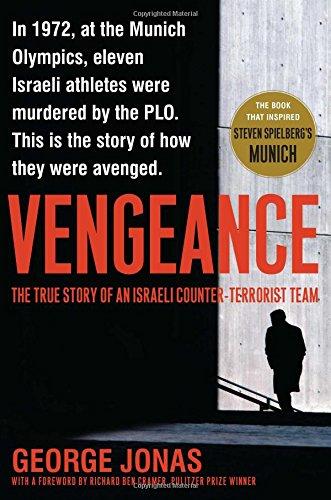 9780743291644: Vengeance: The True Story of an Israeli Counter-terrorist Team