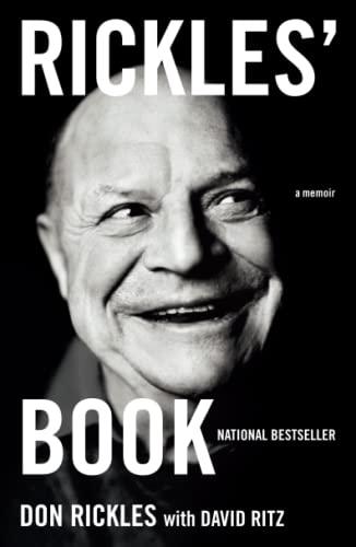 Rickles' Book: A Memoir: Rickles, Don; Ritz,