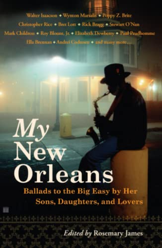 9780743293129: My New Orleans: Ballads to the Big Easy by Her Sons, Daughters, and Lovers