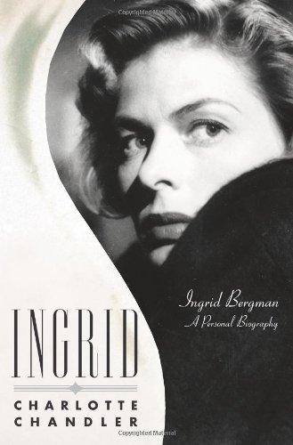 9780743294218: Ingrid: Ingrid Bergman, a Personal Biography