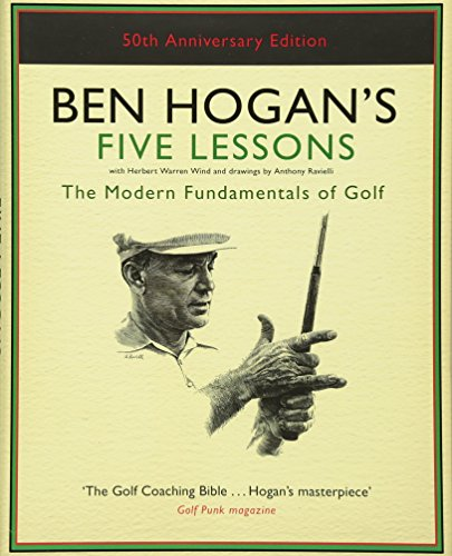 9780743295284: Ben Hogan's Five Lessons: The Modern Fundamentals of Golf