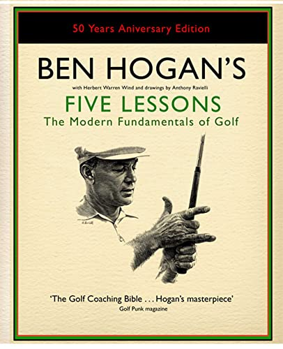 9780743295284: Ben Hogan's Five Lessons: The Modern Fundamentals of Golf