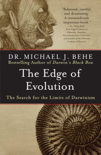 9780743296229: The Edge of Evolution: The Search for the Limits of Darwinism